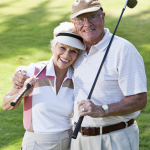 GOLFERS WHO HAVE HAD KNEE REPLACEMENT MAY BE AT RISK